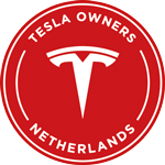 Tesla Owners Club Netherland Logo