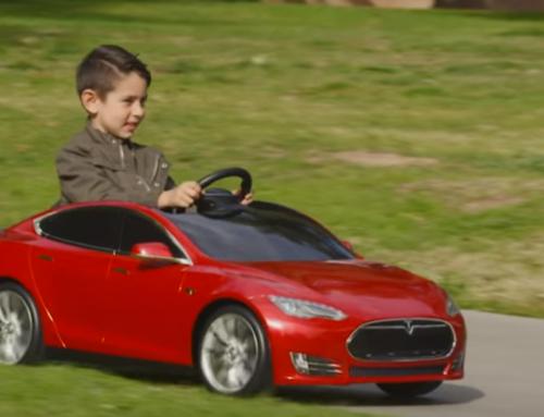 Tesla Owners Club NL – Juniorclub