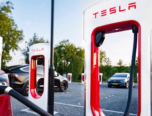 Nieuwe Supercharger in Hengelo